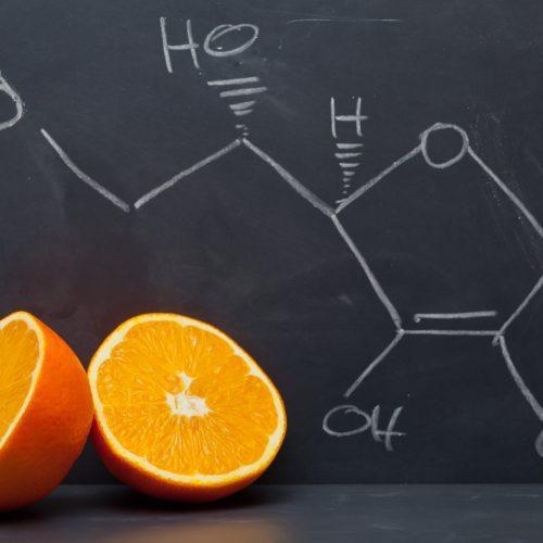 Vitamín C, Vitamín D
