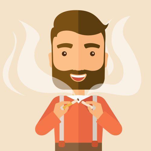 Fajčenie a alkohol, vplyv na erekciu